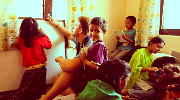 Volunteer in Childcare in Nepal with IVHQ