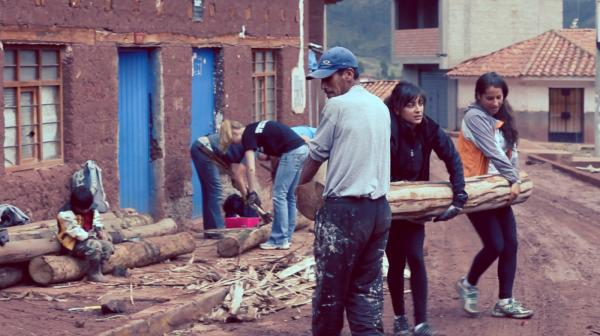 Volunteer in Construction and Renovation with IVHQ in Peru, Cusco