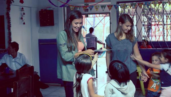 Volunteer in Childcare with IVHQ in Costa Rica