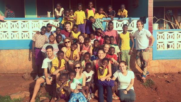 IVHQ Volunteer in Ghana
