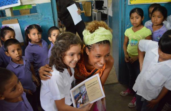 English education in Panama