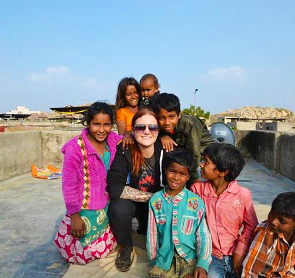 Work with Kids in India!
