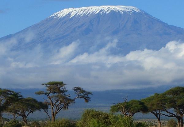 Kilimanjaro, African Impact