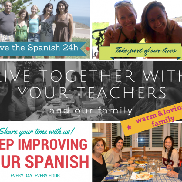 Private Spanish lessons in Spain