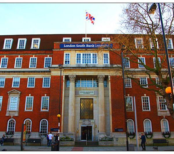 London South Bank University building