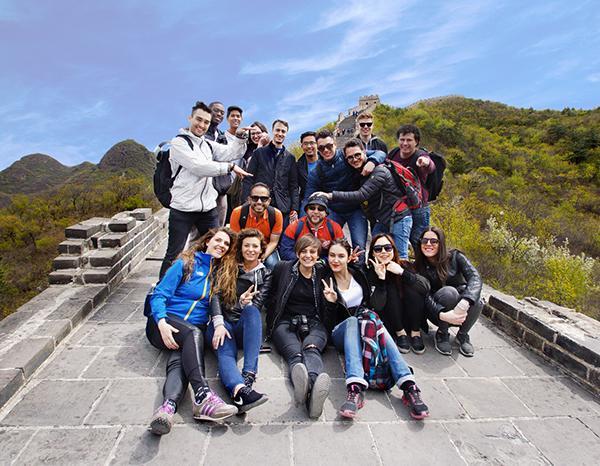 China Internship Program tour day
