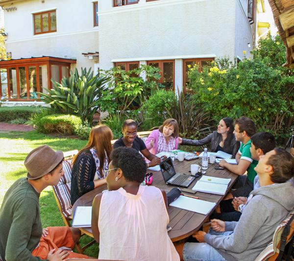 Language School in Newlands