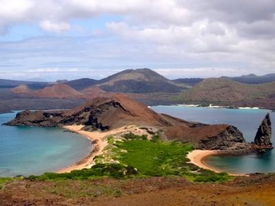 Galapagos Island Scenery, Projects Abroad