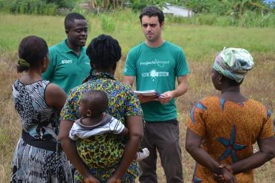 Microfinance volunteer advising, Microfinance, Projects Abroad