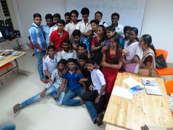 Teacher training India