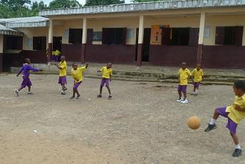 Sports Development Programs in Cameroon with Love Volunteers!