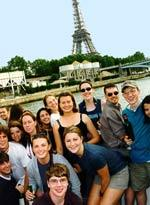 Study Abroad France