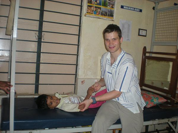 Physiotherapy Internship in India | travellersworldwide.com