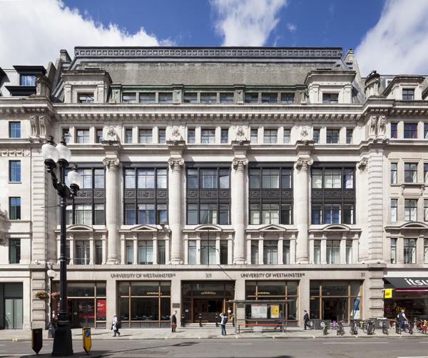 Regent Street Westminster London