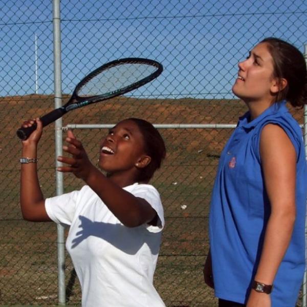 Tennis coaching in South Africa