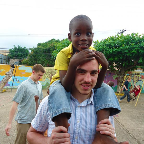 Orphanage and Child Care Volunteering Abroad