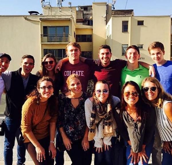 Sage Corps Fellow Orientation in Santiago, Chile