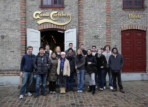 Study International Business in Copenhagen