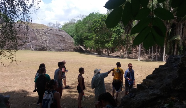Study Abroad Belize - TEP 8