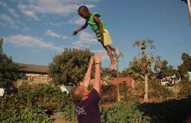 Volunteer in Zimbabwe -  Go for Zimbabwe4