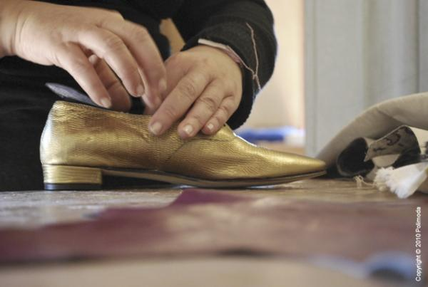 Learn how to design footwear in Florence Italy at Polimoda