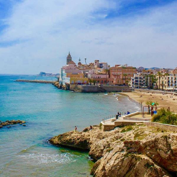 Sitges Barcelona - Adelante Abroad - Intern in Barcelona