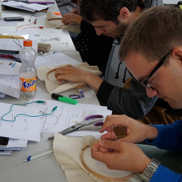 Smart Materials Summer School 2015, Nottingham Trent University
