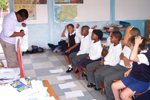 Teach Children ina Deaf School in South Africa | Travellersworldwide.com