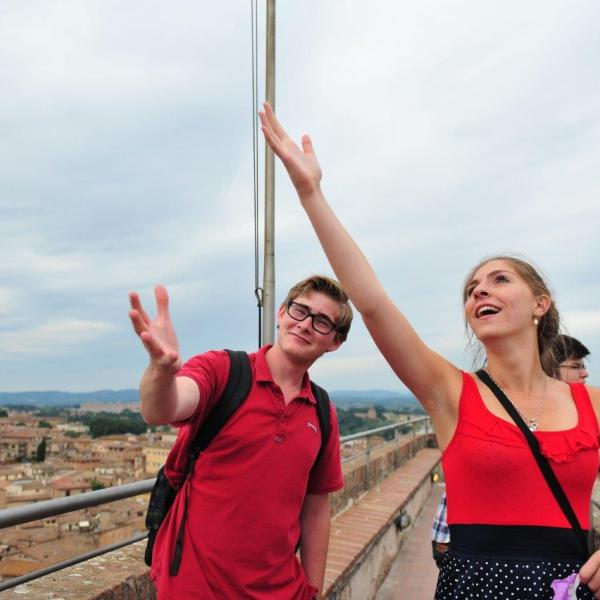SPI Study Abroad Italian Immersion Siena Italy