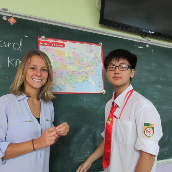Student Volunteer Opportunities in Vietnam