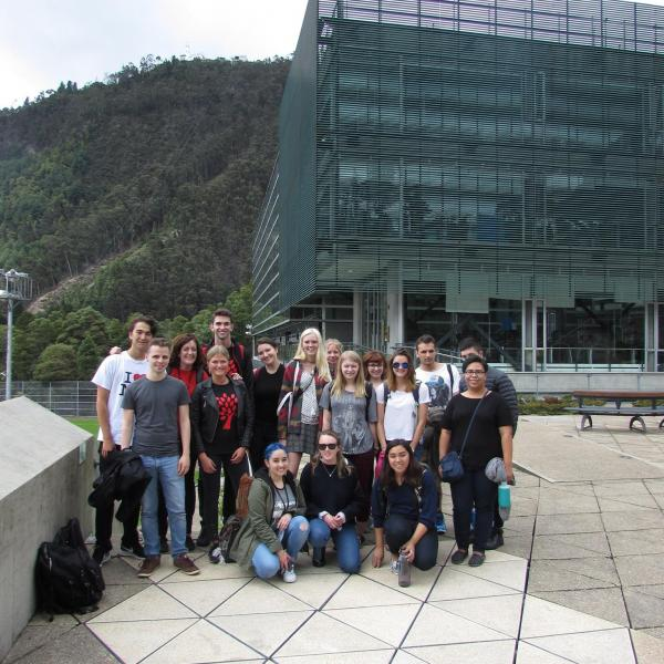 Peacebuilding Students at Universidad de Los Andes