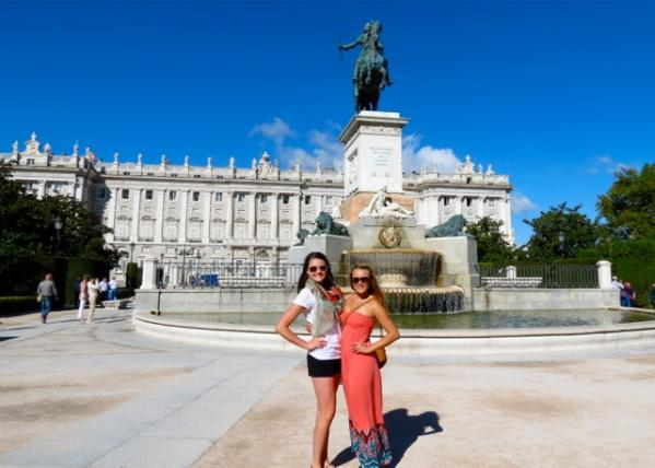 study abroad in madrid, study abroad in spain, study abroad in europe, study spanish abroad