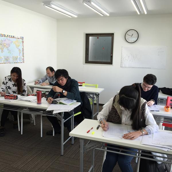 Japanese lesson