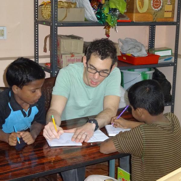 Teach as a volunteer in India