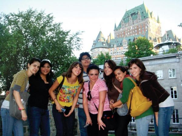 French Summer School for Teenagers in Quebec City