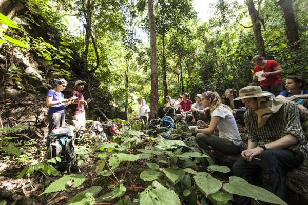 wilderness ecology biology sociology hands-on cultural immersion experience
