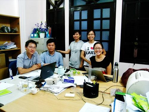 hanoi-volunteer-social