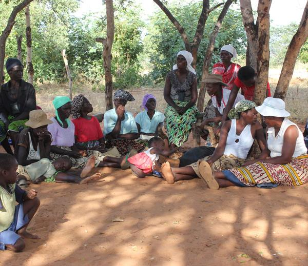 HIV/Aids Support in Victoria Falls, Zimbabwe
