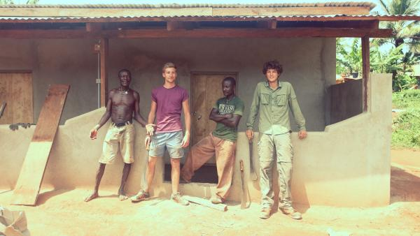 Volunteer in Construction with IVHQ in Ghana