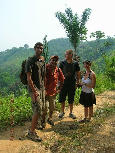 volunteers in honduras