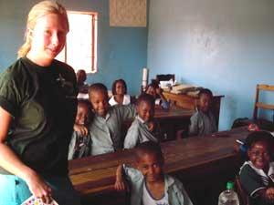 Teach Children in Zambia | Travellersworldwide.com