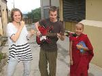 Intern and Volunteer Abroad CrossContinental