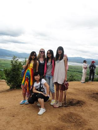 Trip to the Yunnan Province with Students