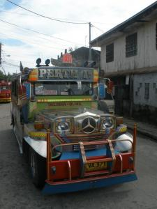 Flashy, fun Jeepneys of the Philippines