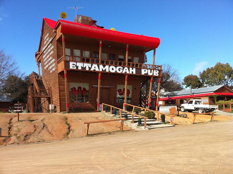 Pub in Australia