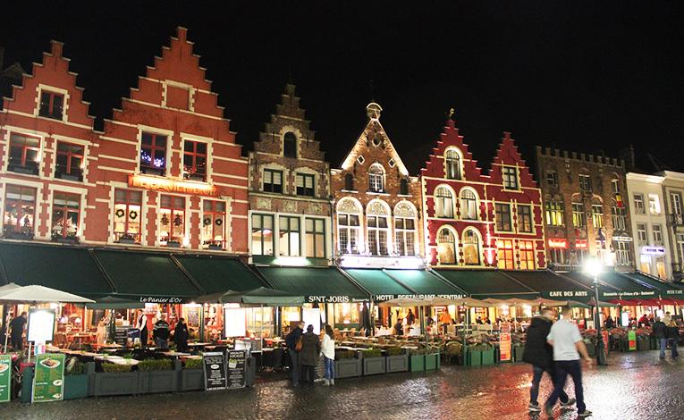 Belgium Brussels Pubs Bars