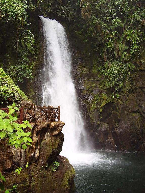 La Paz Waterfall Gardens, Costa Rica