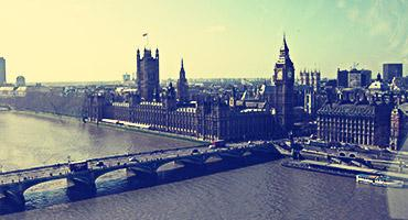 Jobs abroad in London, England.
