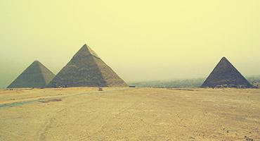 The 3 Great Pyramids of Egypt
