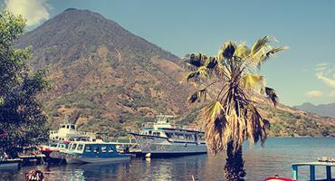 Guatemala Coastline